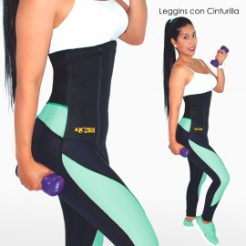 Smart Leggins con cinturilla